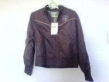 Officiel fifa licensed kids brésil 1950 fifa badge logo imperméable veste marron