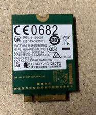 HP MU736 HS3110 HSPA+ WWAN Module 822828-001