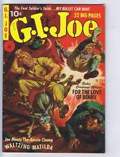 G. I. Joe #11 Ziff-Davis Pub 1952