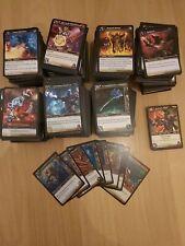 World of Warcraft Trading Card Game (WoW TCG) Block 2 Lot/Bulk ca. 1670 cards!