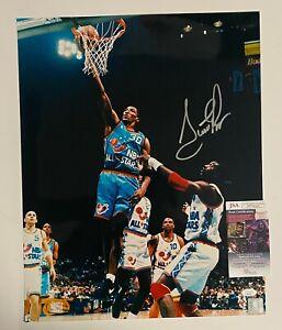 Scottie Pippen Signed 16x20 Photo Autographed AUTO JSA COA All Star Game HOF