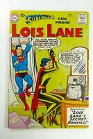 DC SUPERMAN'S GIRLFRIEND LOIS LANE (1960) #14 BATWOMAN COVER VF- Ships FREE!