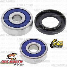 All Balls Front Wheel Bearings & Seals Kit For Suzuki DRZ 110 2003 03