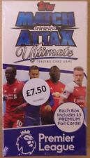 Match Attax EPL 2018/19 ~ Ultimate Trading Card Pack ~ Inc 15 Premium Foil Cards
