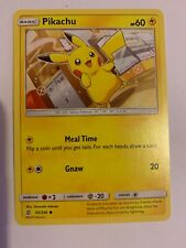 Pokemon Card - Pikachu - 55/236 - 2019 Release - Good Condition