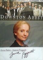 Joanne Froggatt signed Downton Abbey photo (AFTAL Approved Dealer)