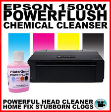 Epson 1500w Printhead Cleaner: Nozzle Cleanser Kit for stubborn ink blockages