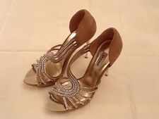 Dune Stiletto Suede Party Shoes for Women