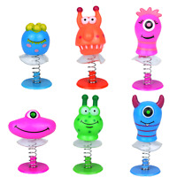 1-50 Pop Up Jumping Monster Childrens Party Bag Fillers Girl Boy Toy Gift Prizes