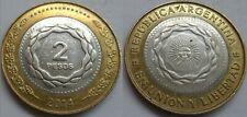 Argentinien 2 Pesos 2014 ## Kof11