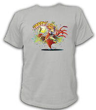 T-Shirt 17866 - PARROT - PARTY! Papagei Good Party Fan Funny Alkohol Beer USA
