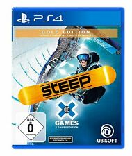 Steep X Games - Gold Edition PS4 New+Boxed