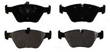 Disc Brake Pad Set-Semi Metallic Disc Brake Pad Front fits 01-03 BMW 525i