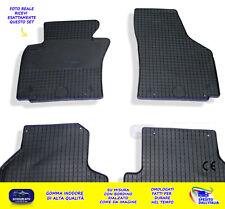 AUTO-TAPPETINI Limited BLACK PER SEAT ALTEA FR /& XL 1p 2004-2008 TAPPETI AUTO