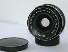 Carl Zeiss Jena Flektogon MC 35mm f2.4 Wide Angle Lens Pentax M42 Mount