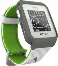Callaway Golf GPSy Sport GPS Rangefinder Watch White Gray Green Brand New In Box