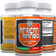 AFRICAN MANGO for Weight Loss supplement  By MEGATHOM Health Nutrition Exp: 2/17