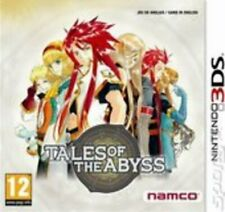 Tales of the Abyss (3DS) PEGI 12+ Adventure ***NEW*** FREE Shipping, Save £s