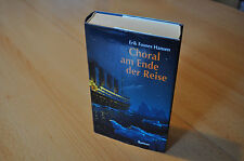 Choral am Ende der Reise Erik Fosnes Hansen Roman