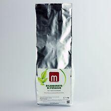 POTASSIO BICARBONATO KG 1 E501 PURO NO OGM Materia Madre - potassium bicarbonate