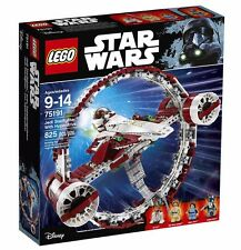 Star Wars LEGO Obi Wan's Jedi Starfighter with Hyperdrive 75191 NEW Sealed