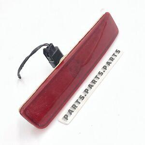 2002-2010 Mercury Mountaineer Side Marker  RH Light Lens Red Rear RIGHT SIDE