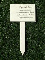 Funeral Graveside Grave Memorial Wooden Plaque Sign VARIETY