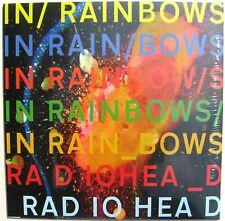 RADIOHEAD LP In Rainbows Vinyl Album 2007 180 Gram re-issue New and SEALED
