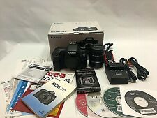 Canon EOS 7D 18.0MP Digital SLR Camera - Black (Body Only) From Japan