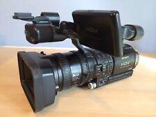 Camcorder Sony HVR-Z1E - Nero