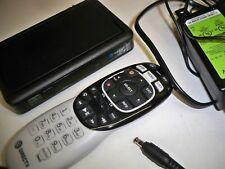 L@@K Directv C61-100 Genie Mini Satellite Cable Receiver & Power Supply & Remote