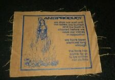 ANTIPRODUCT PATCH PUNK ROCK BAND ANARCHO CRUST PUNK