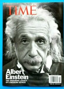 TIME Special Edition Albert Einstein 2017 The Enduring Legacy of a Modern Genius