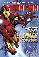 Iron Man: Invasion of the Space Phantoms by Behling, Steve -Paperback