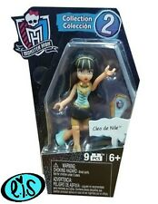 "CLEO DE NILE MONSTER HIGH MEGA BLOKS 3"" FIGURE SERIES 2"