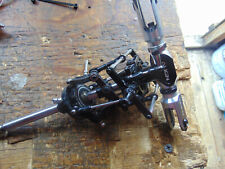 TREX 500 ALLOY MAIN ROTOR HEAD ASSEMBLY C/W FLYBAR SEESAW, WASHOUT MIXER ETC
