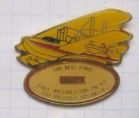 FITTEX / THE BEST PINS / DOPPELDECKER ................Flugzeug-Pin (125k)