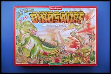 Waddingtons 1985 LOST VALLEY OF THE DINOSAURS Vintage Board Game COMPLETE