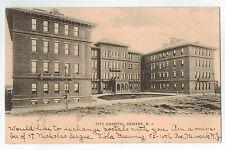 City Hospital in Newark NJ 1905