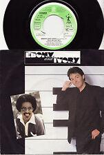 "PAUL McCARTNEY & STEVIE WONDER - EBONY & IVORY Very rare 1982 german 7""  P/S!"