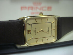 Prince (Italian made)  in solid yellow gold 18 Kt ( 750% ) in perfect condition
