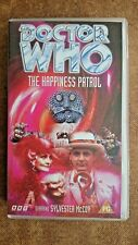 Doctor Who - The Happiness Patrol (VHS/H, 1997) - Sylvester McCoy