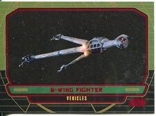 Star Wars Galactic Files Red Parallel #291 B-Wing Fighter