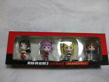 Dead or Alive 5 Last Round Mini Chara Figure Japan