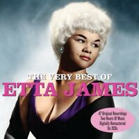 ETTA JAMES - THE VERY BEST OF 2 CD NEU