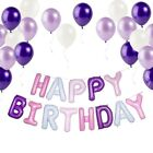 Lavender tone Lavenderton Birthday Balloon Party Set