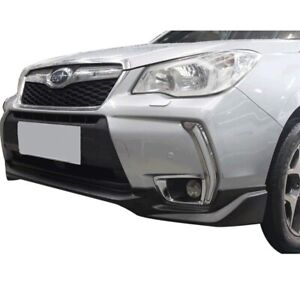 ULTREX FRONT LIP FOR SUBARU FORESTER XT SJ MY13-18