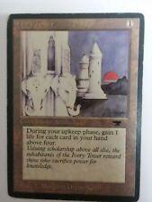 MTG magic *IVORY TOWER* Antiquities Artifact Uncommon English