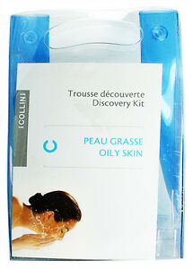 GM G.M. Collin Discovery Oily Skin Kit Fresh New
