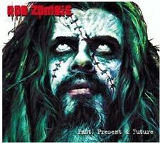 Rob Zombie - Past Present & Future [New CD] Clean , With DVD, Digipack Packaging